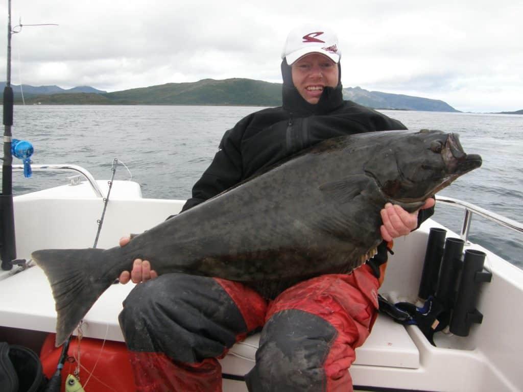 stolt fisker i ski havfiskeklubb
